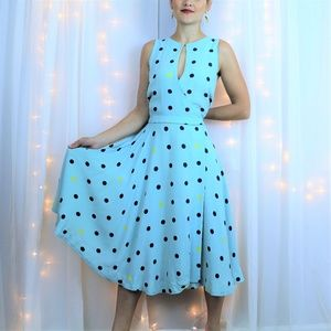 Anthropologie Maple Across The Land Dress Size 10